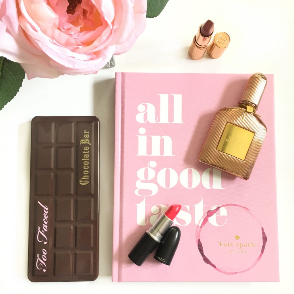 April Beauty Faves