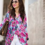 Impressions Floral Tunic