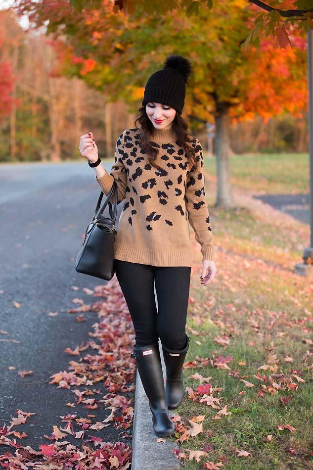 490d35079161 Leopard Sweater - Lipgloss & Labels