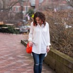 Perfect White Tunic / The Big Deal About Easter