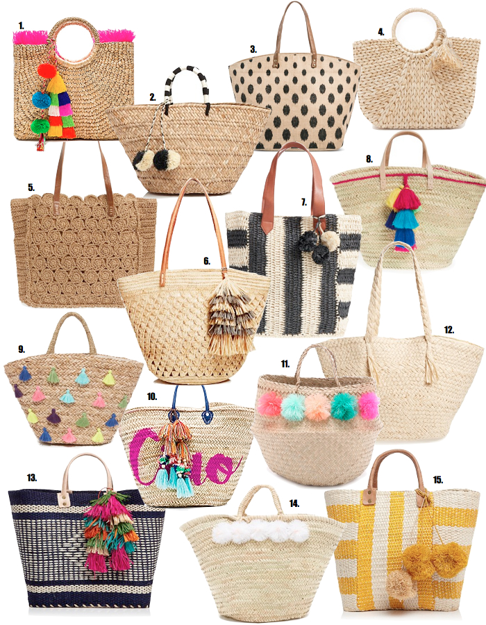 094ee5cf6caf Best Beach Totes - Lipgloss & Labels