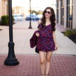 Transitioning Rompers into Fall