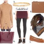 Fall Fashion Inspiration / The Comfy Edit