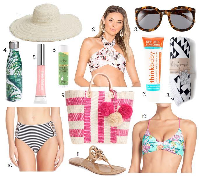 Beach Bound Essentials