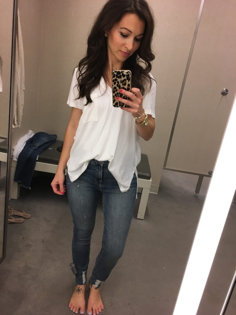 Nordstrom Anniversary sale dressing room session with Alissa Weikel of Lipgloss & Labels