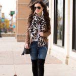 Leopard Scarf / Black Friday Sales