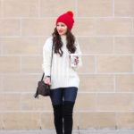 Festive Winter Outfit