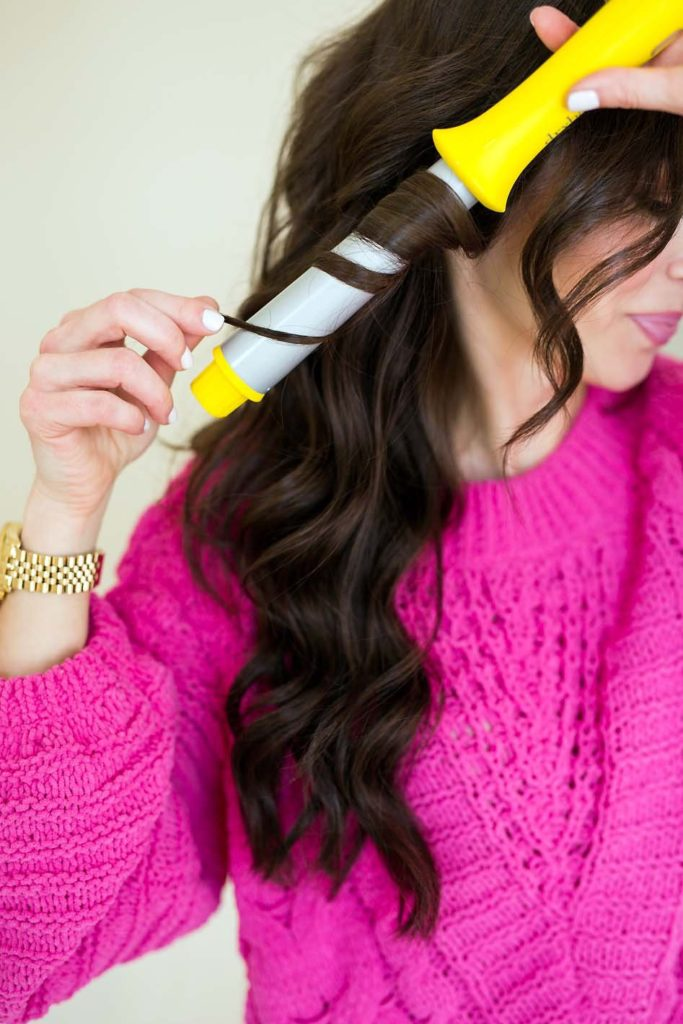 Drybar Wrap Party Styling Wand