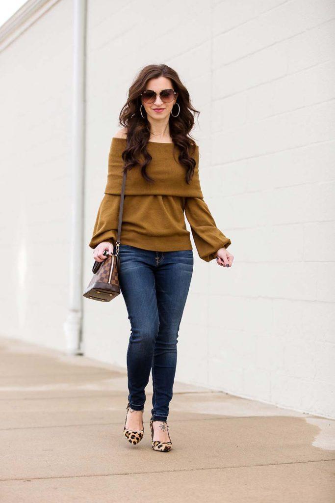 best off shoulder sweaters