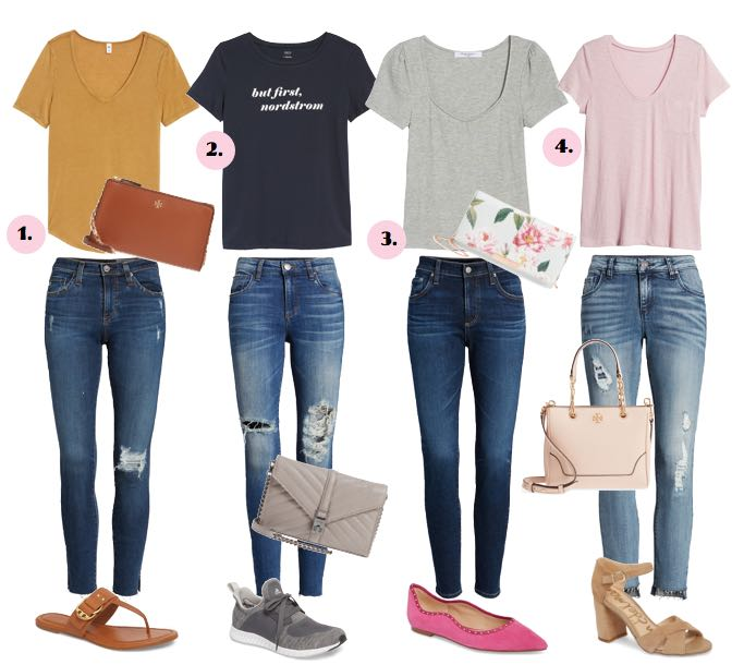 24fae55daaa Four Casual Outfit Ideas   Nordstrom Anniversary Sale Public Access ...